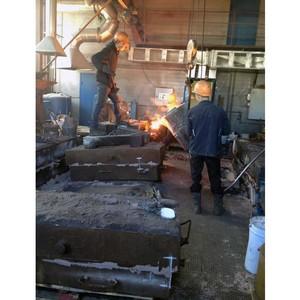 Фундаменты оборудования на ПП ЛИТ изолируются виброзащитными материалами Nowelle