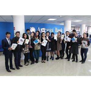 «AccessBank Tajikistan» провёл семинары по повышению финансовой грамотности молодёжи