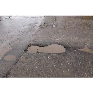 Активисты ОНФ проверили гарантийные дороги по жалобам жителей Костромы