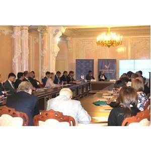Петербургский штаб ОНФ подвел итоги мониторинга реализации инициатив регионального отделения
