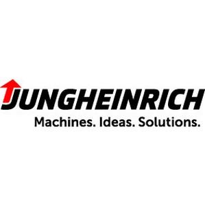 Jungheinrich представил новый тягач на выставке inter airport Europe 2013
