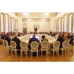 На заседании Совета подвели итоги работы за 2019 год