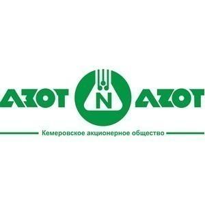 """Кемеровский """"Азот"""" приступил к модернизации производства с привлечением стратегического инвестора"""