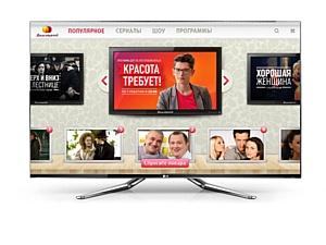 ��������� � ������� �������� ��  LG Smart TV