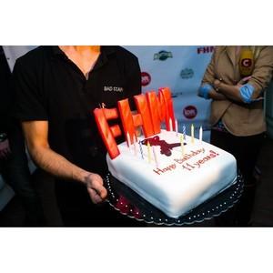 Журнал FHM отметил свой 11-ый День рождения!