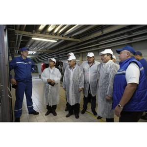 «Балтика» и Mitsubishi Electric завершили в Новосибирске совместный проект