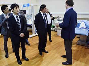 КФУ посетила делегация Посольства Японии в РФ