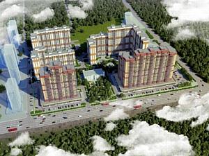 Жилой комплекс «Лесной Городок» полностью готов к заселению.