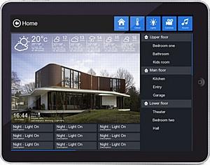 Новые интерфейсы iRidium – эффективный инструмент управления умным домом