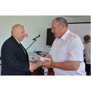 Кинокомпания «Союз Маринс Групп» на встрече ветеранов в г. Владивостоке