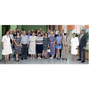 Перемышльский район электрических сетей «Россети Центр и Приволжье Калугаэнерго» отметил 50-летие