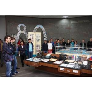 Филиал МРСК Центра - Ярэнерго посетили будущие инженеры-энергетики