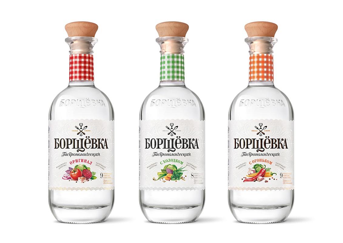 В России произвели первую крафтовую водку