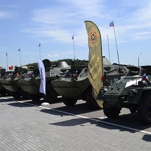 «Военно-техническое общество» примет участие в празднике 9 мая в городе Голицино