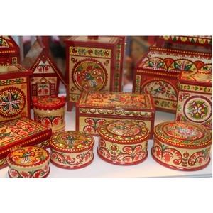 Выставка-ярмарка народных мастеров и ремесленников России «Жар-Птица»