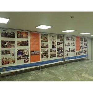 Фотовыставка, посвященная 85-й годовщине со дня образования ГО, размещается в столичных учреждениях