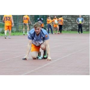 «Липецкцемент» – бронзовый призер соревнований по легкой атлетике