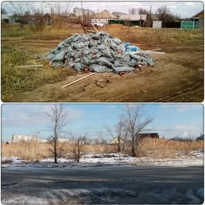 Волгоградские активисты ОНФ добились ликвидации нескольких стихийных свалок в Красноармейском районе