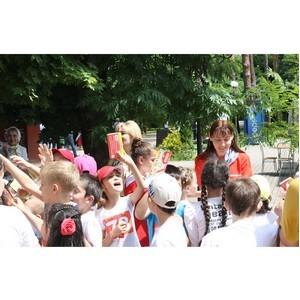 Активисты ОНФ провели праздничные мероприятия в честь Международного дня защиты детей по всей России