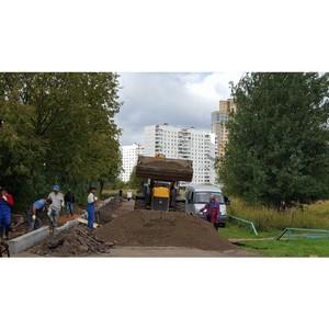 Эксперты ОНФ в Москве добились ремонта дороги к храму в Крылатском