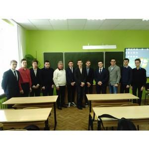В Рязани начало активную работу региональное отделение Союза Призывников России