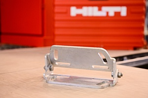 Hilti представила на Иннопром локальную разработку