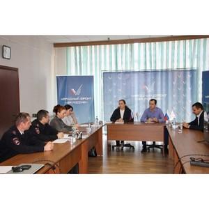 Активисты ОНФ в Коми подвели промежуточные итоги акции «Дорога в школу»