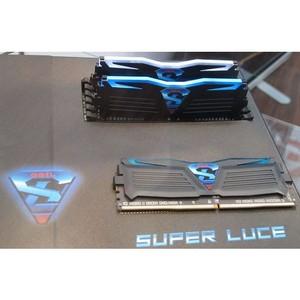 GeIL Super Luce: модули памяти DDR4 с активной подсветкой