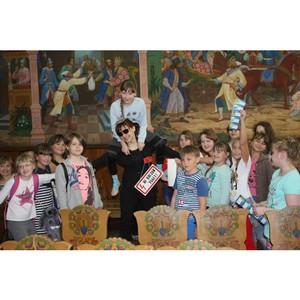 Сотрудники «Ивэнерго» провели занятия с детьми в рамках акции «Безопасные каникулы»