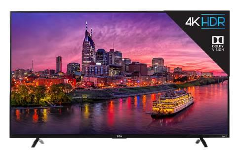 Серия телевизоров нового поколения TCL P6US