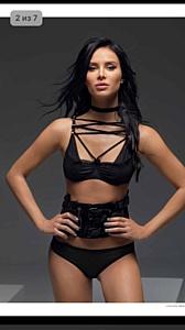 Мисс Бикини Мира Анастасия Никитина в календаре Playboy