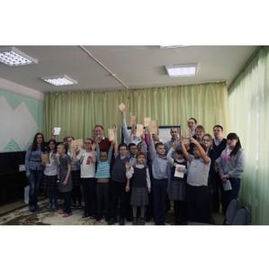 Сотрудники «Кузбассэнергосбыта» подарили детский смех