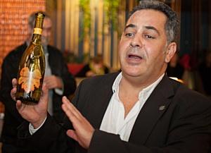 Испанские виноделы на Салоне Лучших Вин выставки Russian Wine Fair 2012