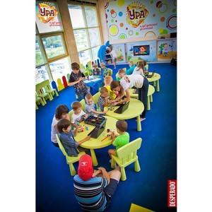 Развиваемся, учимся и творим в клубе детских увлечений «Ура» в ТРЦ «Аура»