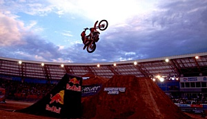 �������� � ����� ������������ �� ���������� Extreme Sports Channel