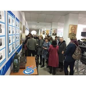 Руководители музеев РБ посетили музей истории ПАО «ОДК-УМПО»