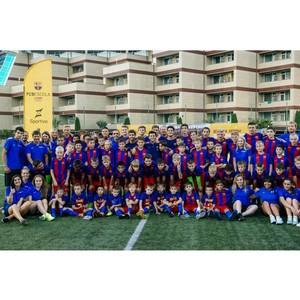 ������ ���������� ������ �������� FC Barcelona