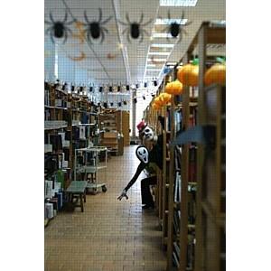 Тыквенный «фреш» в Библиотеке Некрасова