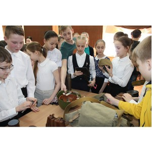 Активисты ОНФ продолжают проводить патриотические занятия в школах Башкортостана