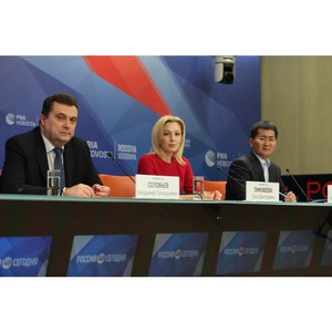 ОНФ и Союз журналистов России запустили конкурс «Правда и справедливость»