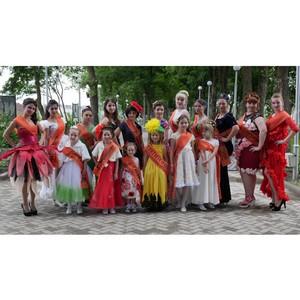 Фестиваль «Креативный город – цветущий город» в жилом районе «Гармония»