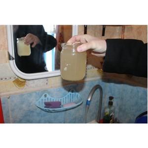 ОНФ помог пенсионеру из деревни Таловая решить проблему водоснабжения