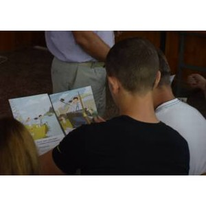 Специалисты «Мариэнерго» напомнили детям правила электробезопасности