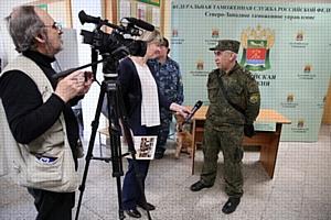 Балтийская таможня приняла участие в ярмарке вакансий