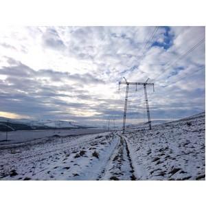 Введена в работу новая линия ФСК ЕЭС для выдачи мощности четвертого энергоблока Ростовской АЭС