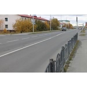 На Ямале подведены промежуточные итоги проекта «Дорожная инспекция ОНФ/Карта убитых дорог»