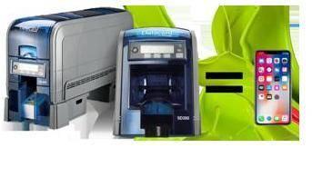 Акция Инсотел: дарим iPhone X покупателям принтеров Datacard