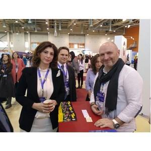 «Баскин Роббинс» представил франшизу на выставке BuyBrand Franchise Market