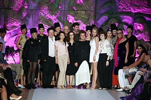 В Москве состоялся Традиционный вечер фонда «Русский Силуэт» при поддержке ТМ «Шато Тамань»