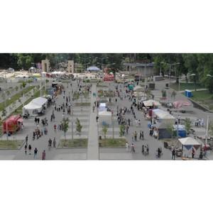 Более 2000 человек посетили шатёр Воронежского пивзавода  на III фестивале национальной кухни